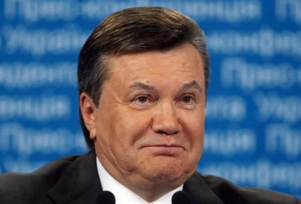 Первым шагом в стабилизации экономики Украины должна стать конфискация активов семьи Виктора Януковича