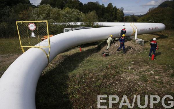 Польша в 2016 году экспортировала в Украину более 400 миллионов кубометров газа