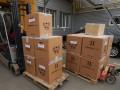 В Украину из Южной Кореи прибыло 100 тысяч ПЦР-тестов на COVID-19
