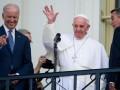 Папа Римский благословил Джо Байдена