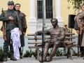 В Виннице открыли памятник Симону Петлюре