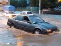 Потоп в Виннице обесточил город, улицы стали реками