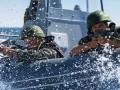 В Крыму оккупанты отрабатывают десантные операции на море - ГУР