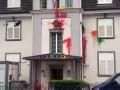 В Германии неизвестные залили краской здание генконсульства в Турции