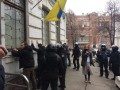 40 человек задержаны при попытке штурма управления полиции на Подоле в Киеве
