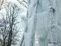 В Харькове установят новогоднюю елку изо льда