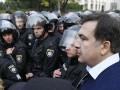 В МВД рассказали подробности задержания Саакашвили