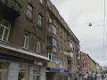 В центре Львова обвалилась часть фасада: Травмирован пешеход