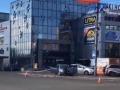 В Киеве заминировали Audi