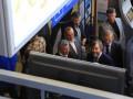 Лидеры Оппоблока не смогли выйти из аэропорта Одессы и улетели обратно