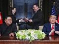 Трамп сделает заявление о Ким Чен Ыне