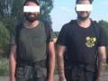 В Чернобыльской зоне поймали двух донецких сталкеров