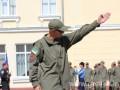 Батальон Кировоград принял присягу на верность Украине (фото)