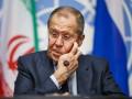 Лавров возмущен блокированием российского ТВ в Украине