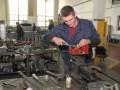 В Житомире ремонтируют технику для боев в зоне АТО (фото)