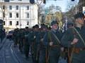 По Львову прошла Украинская галицкая армия