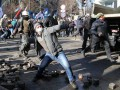 За границей до сих пор лечатся 173 пострадавших на Евромайдане