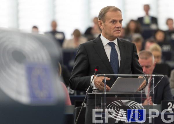 Шульц: Европарламент собрал голоса забезвизовый режим с государством Украина