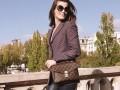 Украинская учительница купила сумку Луи Виттон в кредит