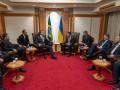 Владимир Зеленский встретился с президентом Бразилии
