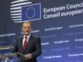 Туск рассказал об охране границ Европы и борьбе с кризисом