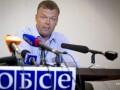 Хуг покинет пост замглавы миссии ОБСЕ в Украине