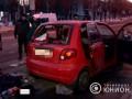 В центре Донецка взорвался автомобиль, есть жертвы