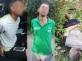 В Днепре двое мужчин тащили по улице труп