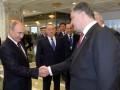 Жириновский о рукопожатии Путина и Порошенко: Молотов Риббентропу тоже руки жал