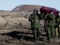 ДНРовцы закопали соратника-милиционера на кладбище с безымянными могилами