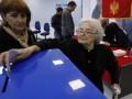 В Черногории оба кандидата в президенты заявили о победе на выборах