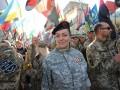 В Киеве задержана ветеран АТО с позывным