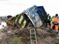 В Ботсване пассажирский поезд сошел с рельсов: десятки пострадавших