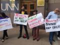 Лошади на грани смерти: Под Минагрополитики пришли зоозащитники