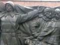 В Ровно повредили монумент Вечной Славы