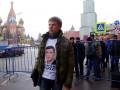 На марше памяти Немцова задержан украинский депутат Гончаренко
