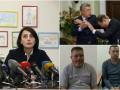 Итоги 14 ноября: отставка Деканоидзе, драка в Раде и допрос