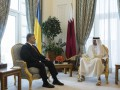 Украина и Катар подписали безвиз и договорились о военном сотрудничестве