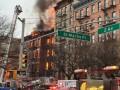 Канал Россия 24 обвинил украинцев во взрыве дома в Нью-Йорке