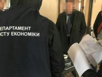 Во Львове на взятке задержан глава райадминистрации