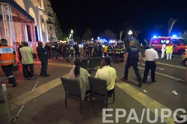 Семья нашла потерянного во время теракта в Ницце малыша через соцсеть