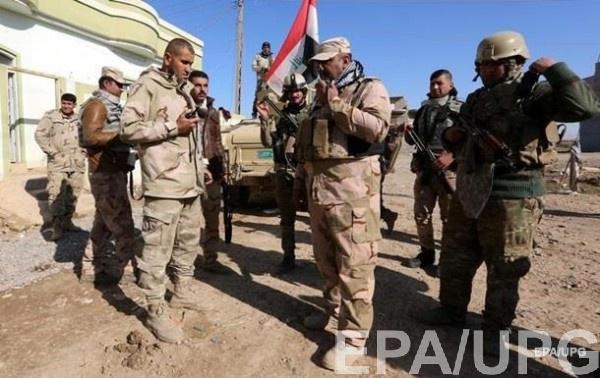 База НАТО в Ираке подверглась обстрелу
