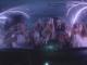 В Италии провели первую в мире подводную дискотеку