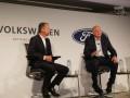 Ford и Volkswagen создали альянс для выпуска электрокаров
