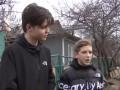На Винничине двое школьников поймали опасного вора-рецидивиста