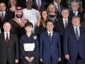 Трамп расцеловал жену президента Аргентины