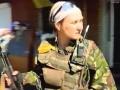 Женщины-солдаты рассказали, зачем пошли воевать на Донбасс (видео)
