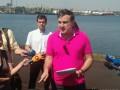 Саакашвили рассказал об отстранении главы Ильичевского порта