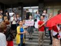В Минске пикетируют Министерство образования