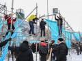 Демонтаж конструкций на Майдане могут квалифицировать как преступление